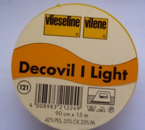 Decovil I Light, Vlieseline