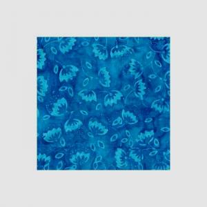 Benartex Bali Blooms blau