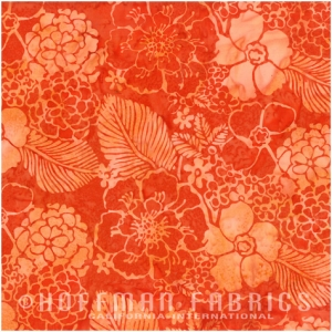 Hoffman Bali Batik Hand Paint Fat quarter 45 x 55 cm