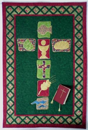 Amicos Christi-Fertig genäht