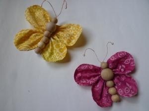 Batik - Schmetterlinge