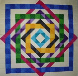 Dreieck liebt Quadrat