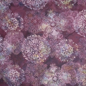 Hoffman Bali Batik BE52-101 FAt Quarter 45 x 55 cm