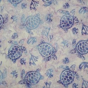 Hoffman Bali Batik BE 53-1 FAt Quarter 45 x 55 cm