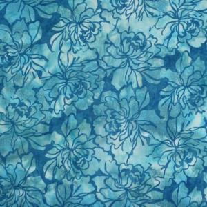 Hoffman Bali Batik BE 53-15 Fat Quarter 45 x 55 cm