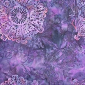 Hoffman Bali Batik BE 53-2 Fat Quarter 45 x 55 cm