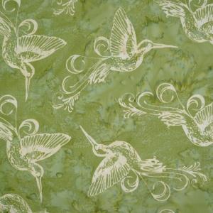 Hoffman Bali Batik BE 55-12 FAt quarter 45 x 55 cm