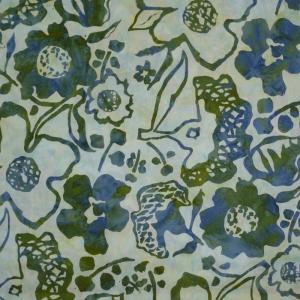 Hoffman Bali Batik BE 55-8 Fat Quarter 45 x 55 cm