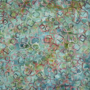 Hoffman Bali Batik BE 55-9 FAt Quarter 45 x 55 cm