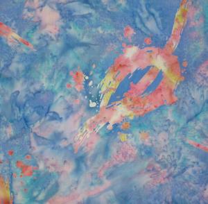 Hoffman Bali Batik BF53-8, FAT Quarter 45x55 cm